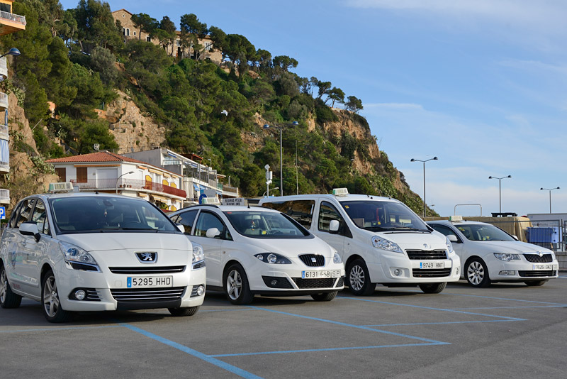 Taxi Blanes 3